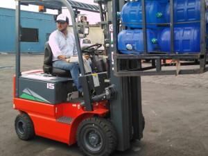 xe nâng điện heli 1.5 tấn