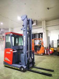 xe nang dien reach truck kho lanh 1600kg