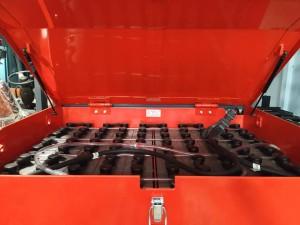 Ắc quy xe nâng điện 5 tấn