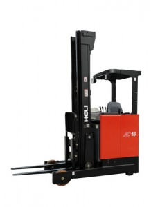 xe nâng điện reach truck 1.6 tấn