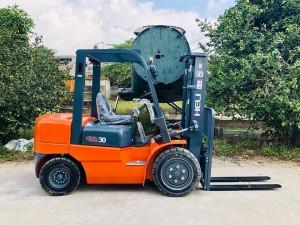 xe nang dầu 3 tấn