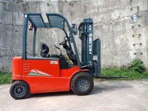 xe nâng điện Heli 2.5 tấn